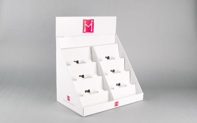 pr sentoir pour cartes postales hertel kartonagen. Black Bedroom Furniture Sets. Home Design Ideas
